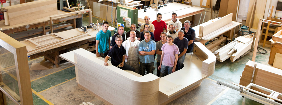 JMS Specialist Joinery News